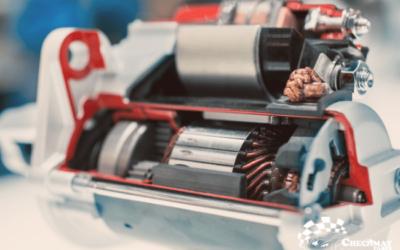 Motor de partida ou motor de arranque: O que é e como funciona?